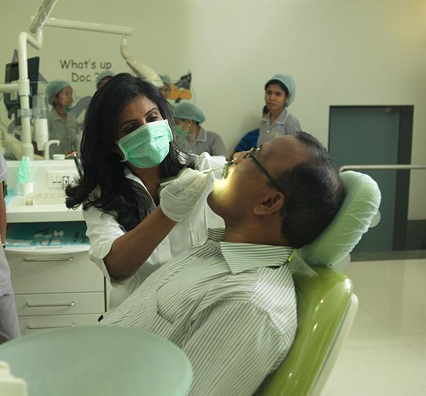 Dr Shailesh Deshmukh Orthodontist Pune